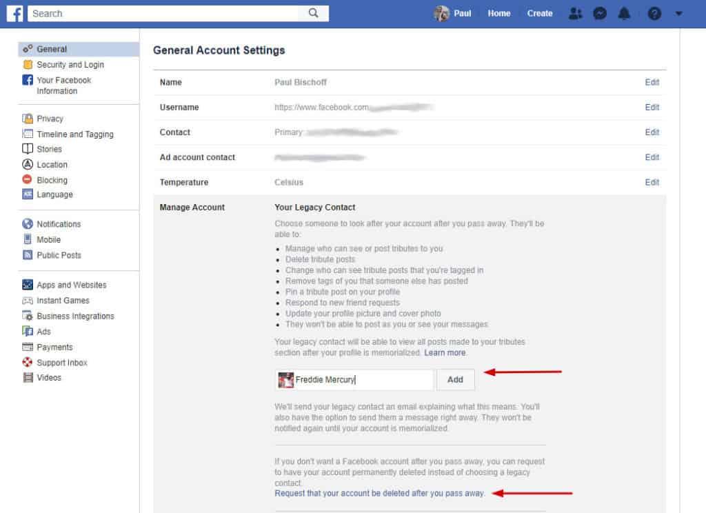 facebook death ss 2