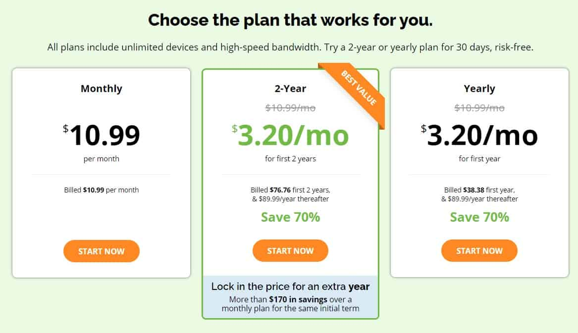 ipvanish Sept pricing