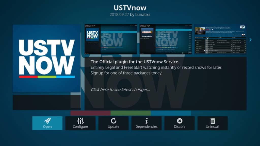 USTVNow Kodi Addon Guide 2019: How to install and use | Comparitech