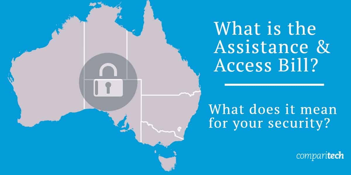 assistance and access bill australia
