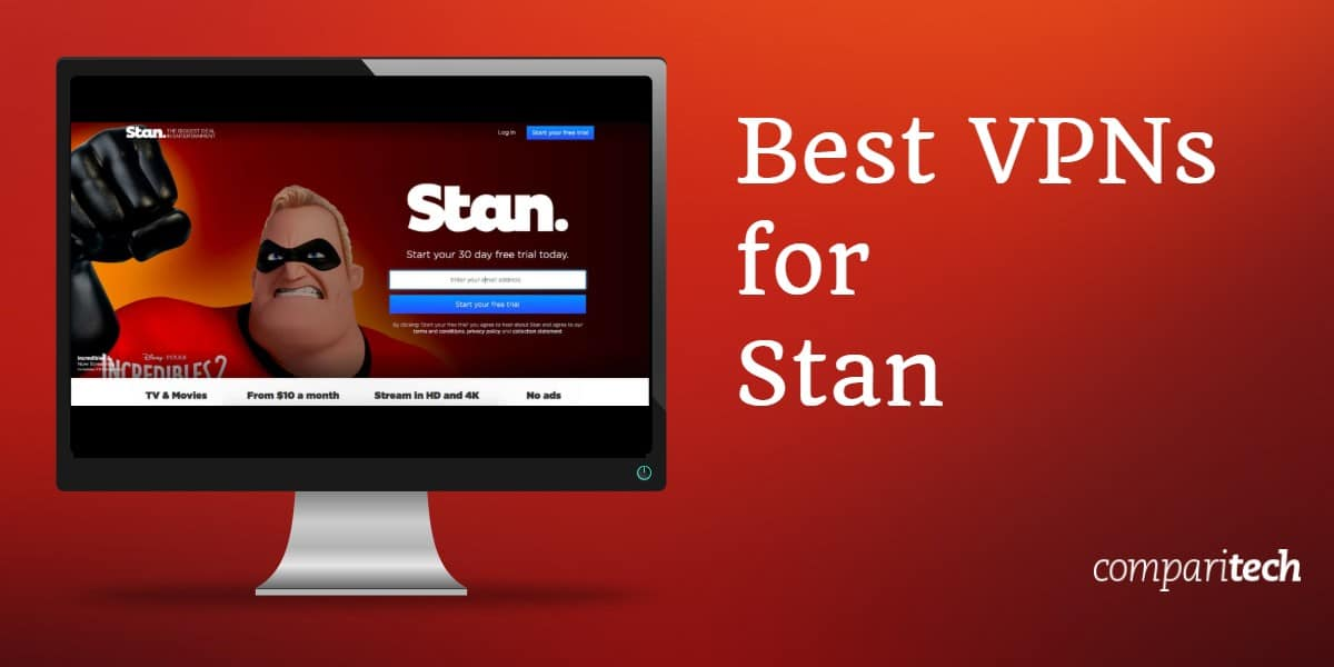 Best VPNs for Stan