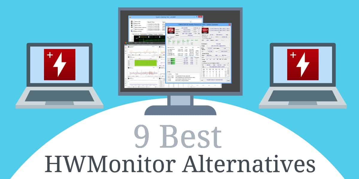 HWMonitor Alternatives