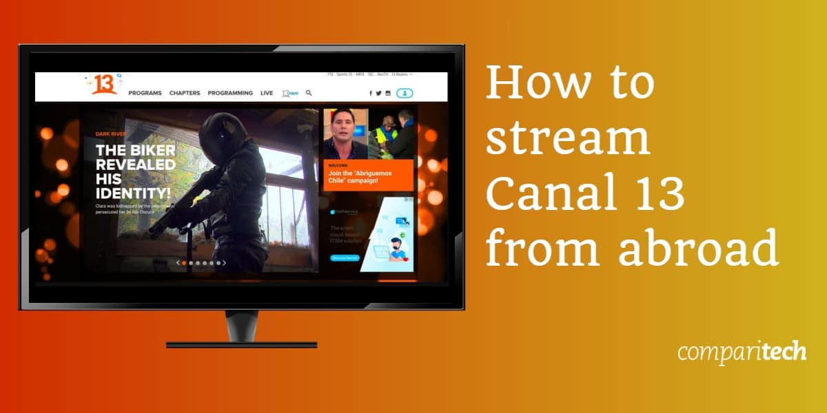 stream canal 13