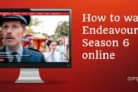 How to watch Endeavour Season 6 online from anywhere