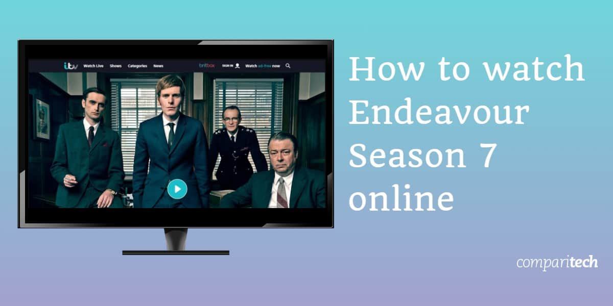 How to watch Endeavour Season 7 online