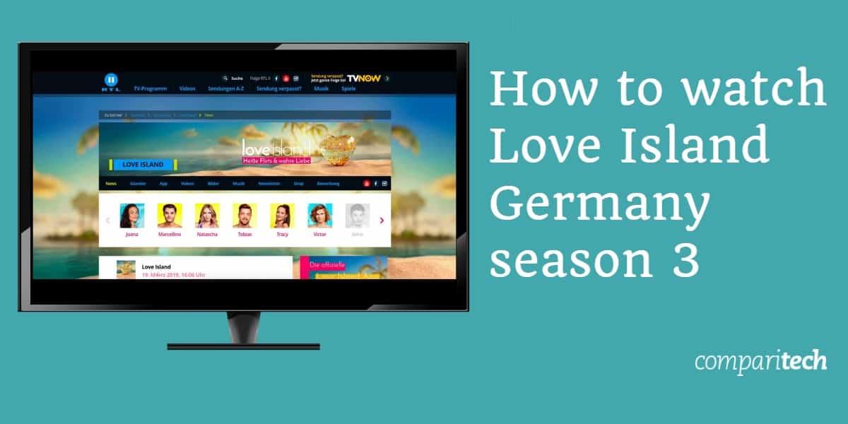 How to watch Love Island Germany season 3