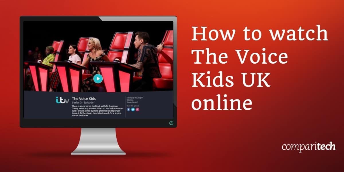 How to watch The Voice Kids UK online