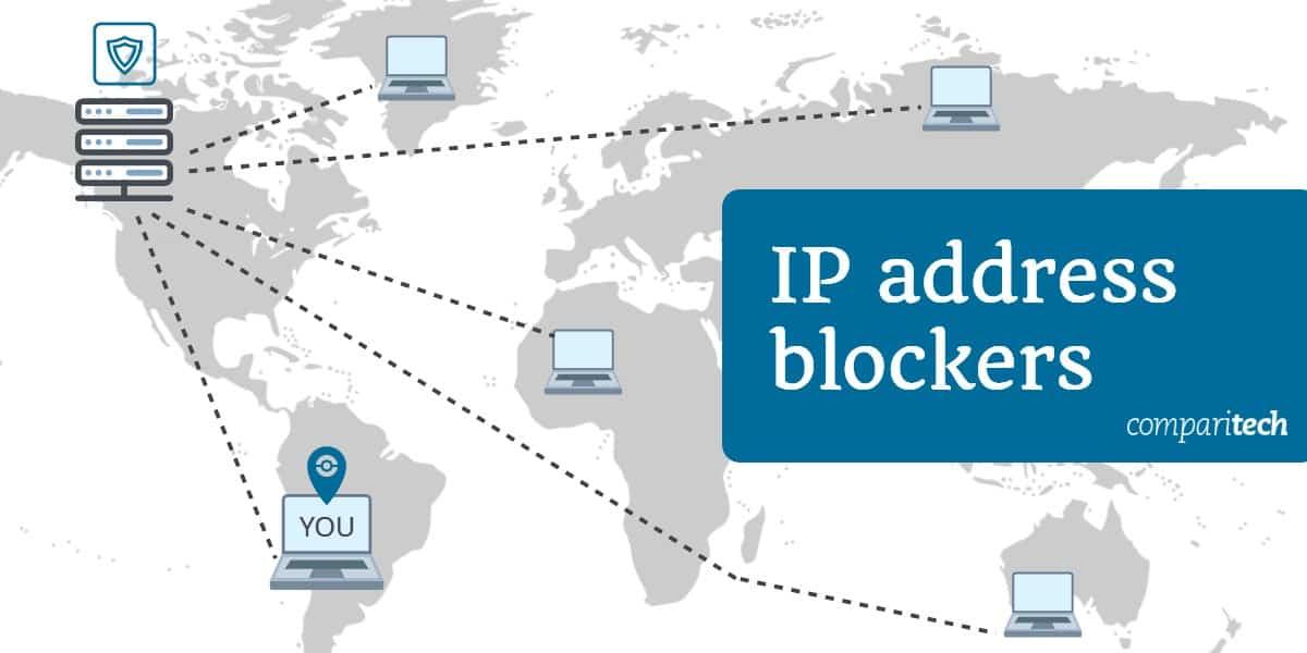 7 IP address blockers