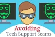Common tech support scams: How to identify and avoid them