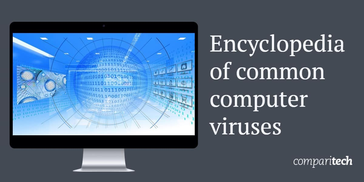 Encyclopedia of common computer viruses