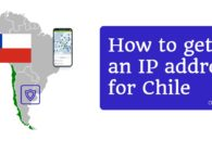 How to get an IP address for Chile
