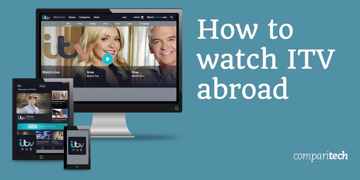 How to watch itv abroad