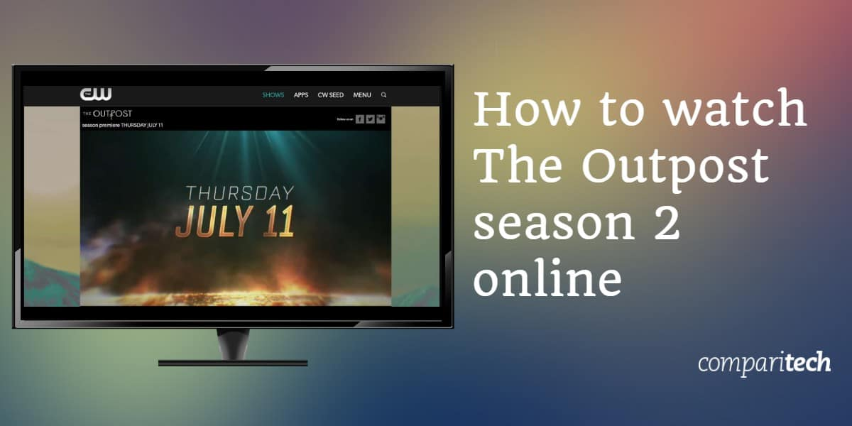 How to watch The Outpost season 2 online