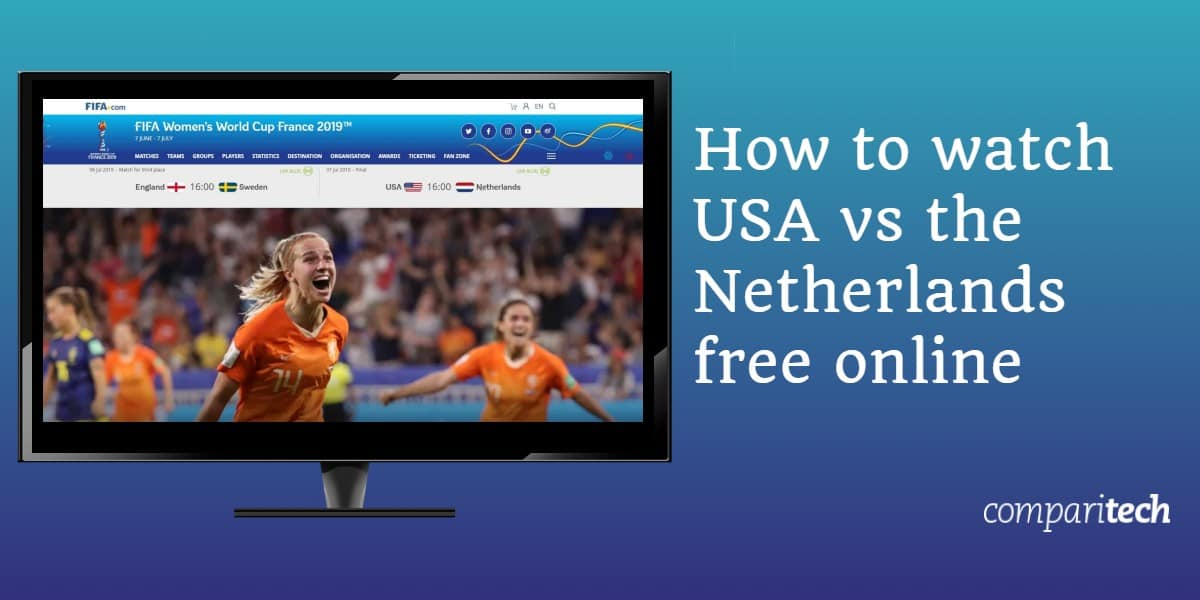 How to watch USA vs the Netherlands online free (World cup