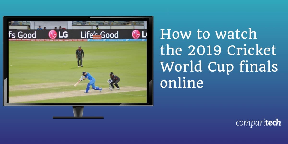 How To Watch Cricket World Cup Online Abroad Live Steam It