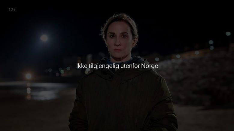 NRK streaming error