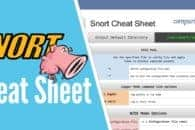 Snort Cheat Sheet