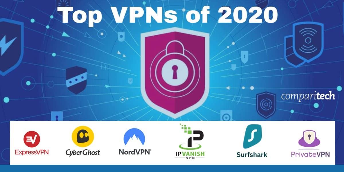 Top VPNs of 2020