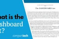What is the Dashboard Act and how might it work?