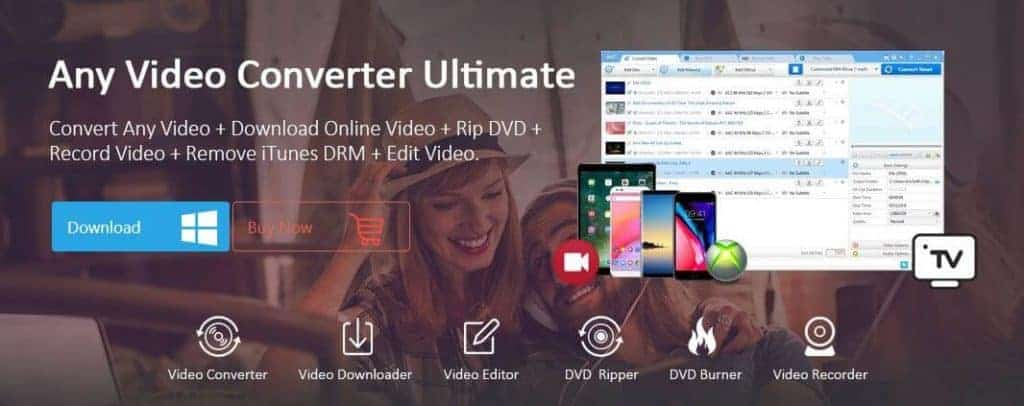 AVC video converter.