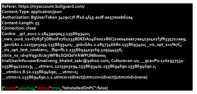 Android antivirus disable BullGuard