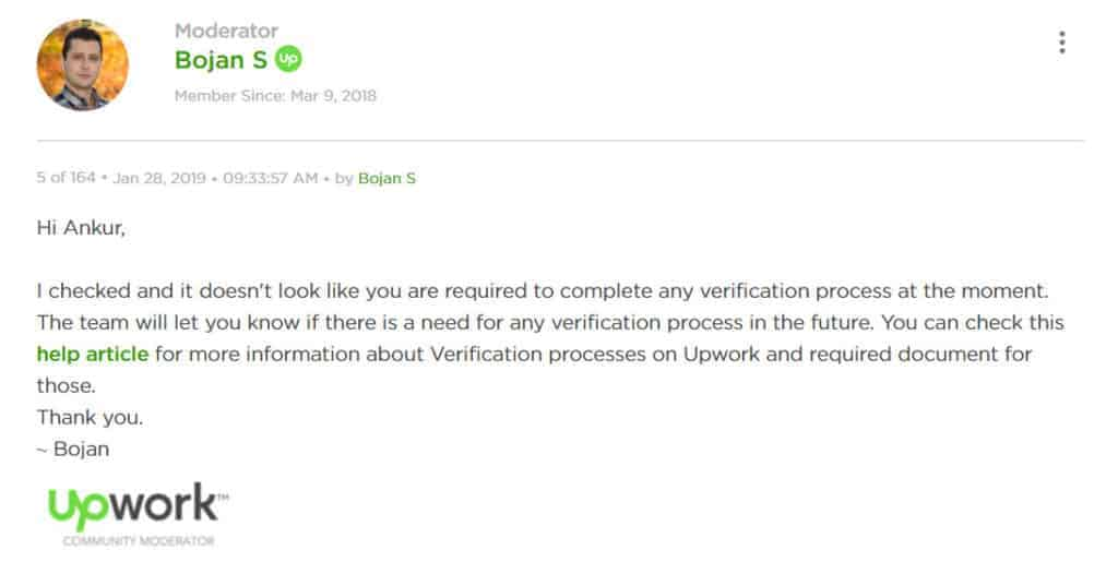 upwork account selling