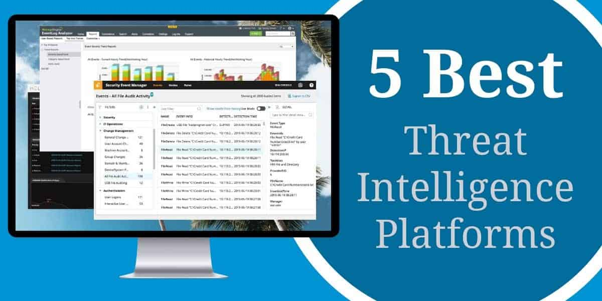The 5 Best Threat Intelligence Platforms (TIPs) | Comparitech