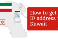How to get an IP address for Kuwait with a VPN