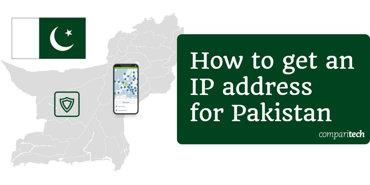 ip address for pakistan