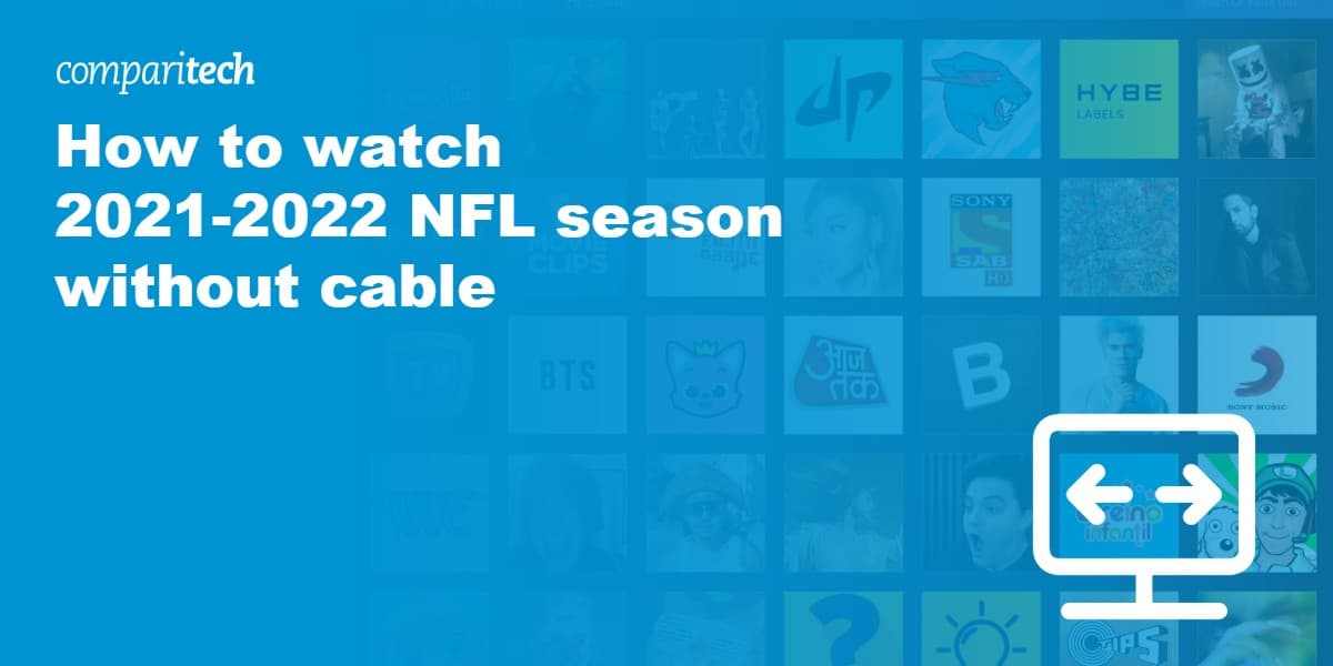 How to watch 2021-2022 NFL season without cable