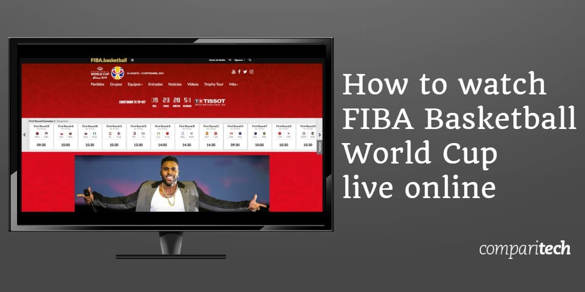 How to watch FIBA Basketball World Cup 2019 live online