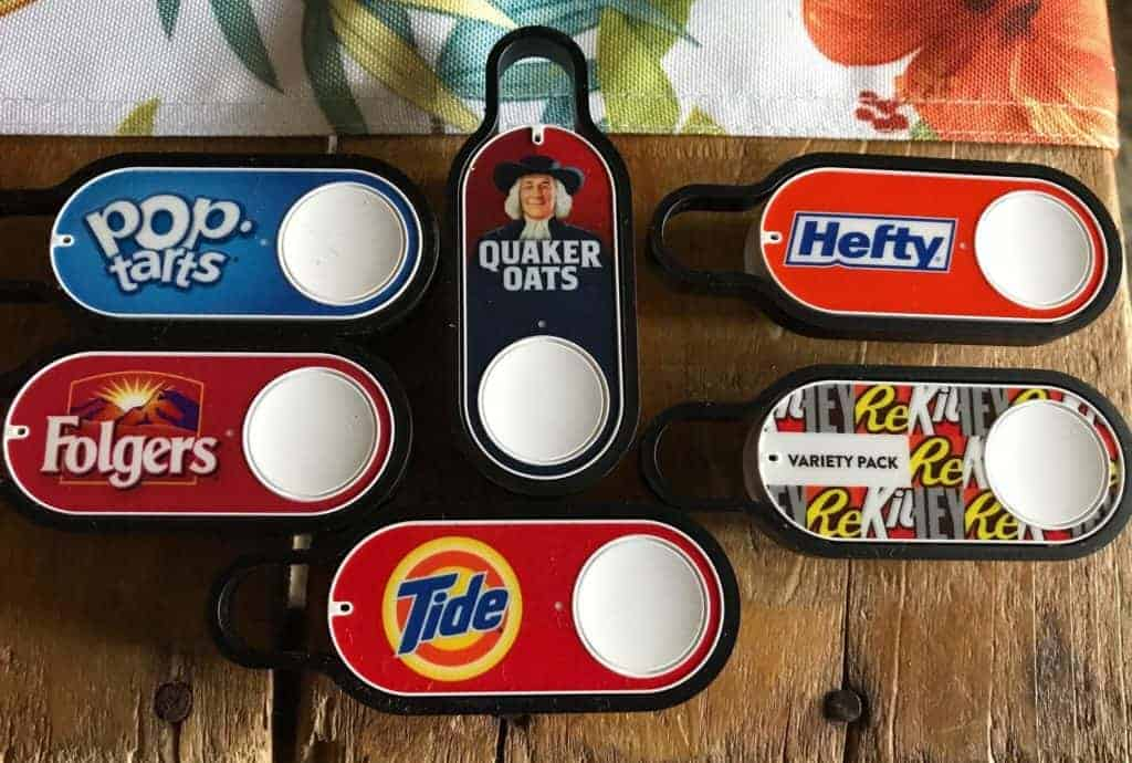 Amazon Dash Buttons.
