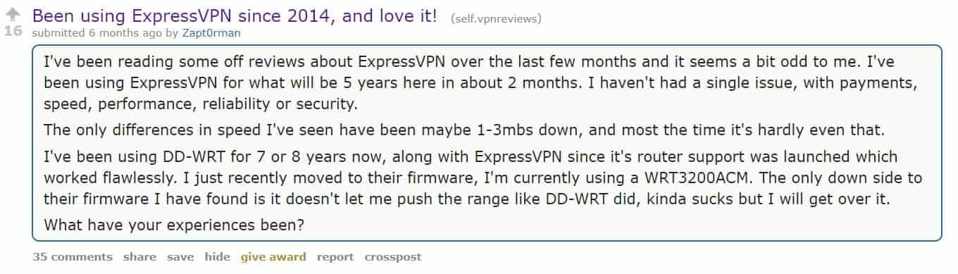 Best VPNs by Reddit Users (5 they LOVE and 1 one they HATE)
