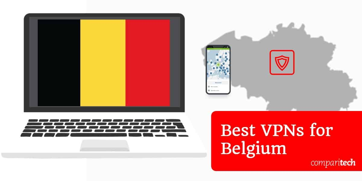 Best VPNs for Belgium
