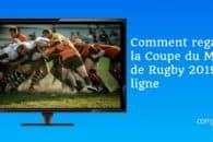 Comment regarder la Coupe du Monde de Rugby 2019 au Japon en ligne depuis n'importe où dans le monde