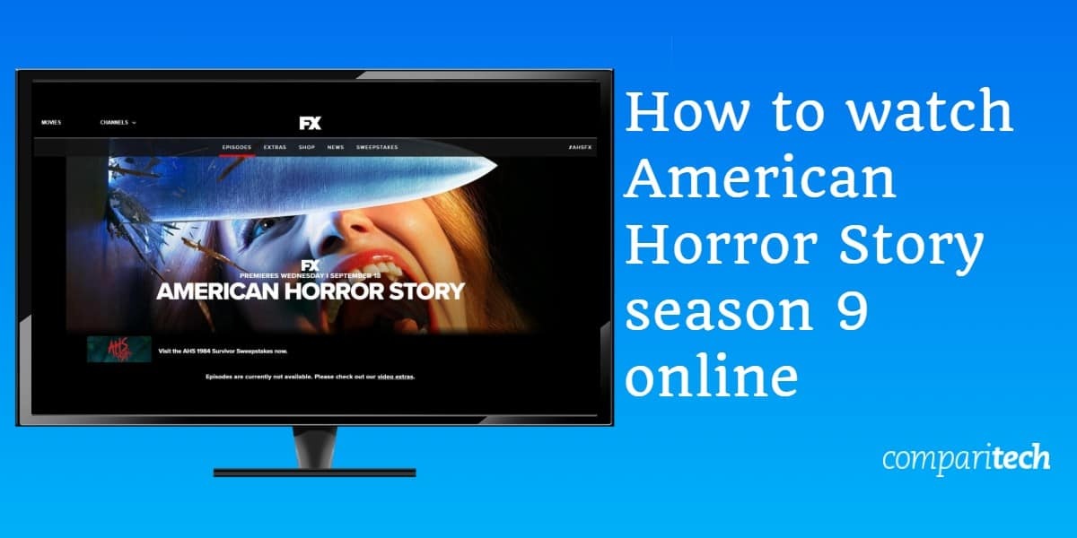 How to watch American Horror Story season 9 online