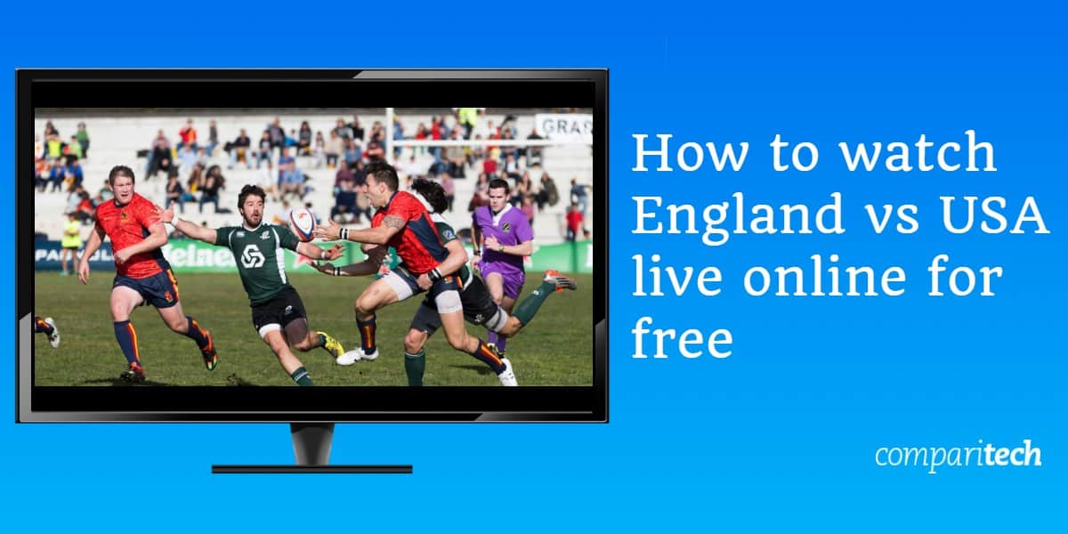 How to watch England vs USA live online for free
