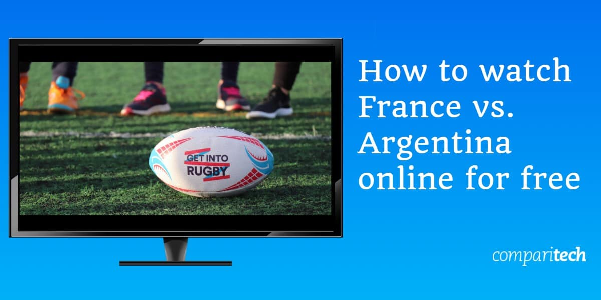 How to watch France vs. Argentina online for free
