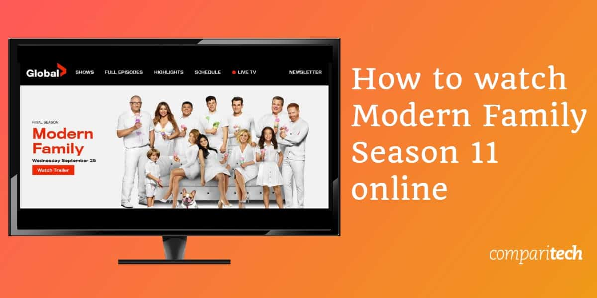 How to watch Modern Family Season 11 online