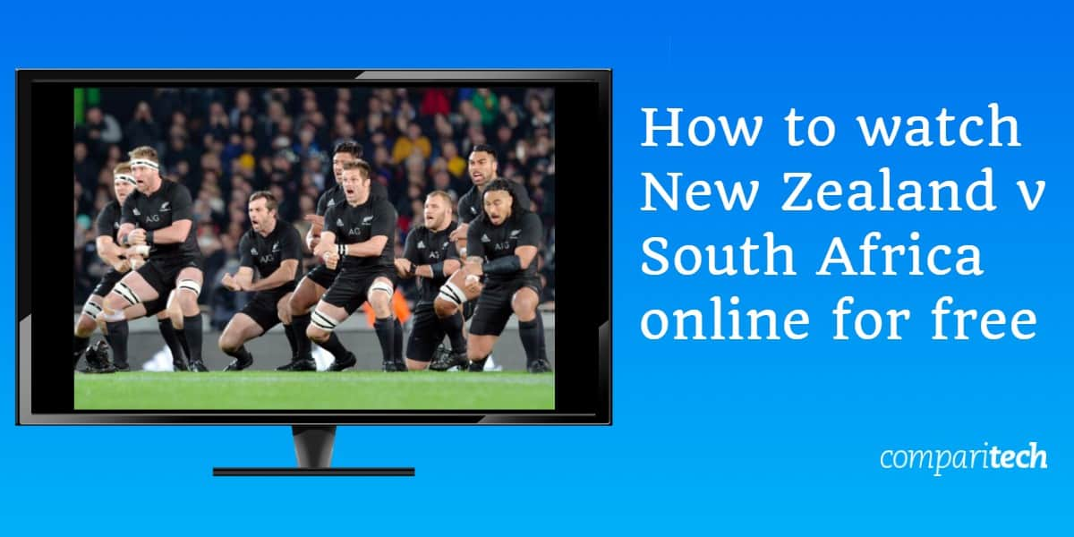 How to watch New Zealand v South Africa online for free