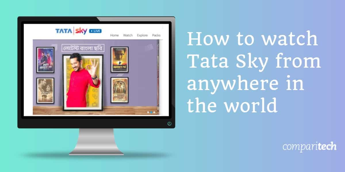 How to watch Tata Sky from anywhere in the world