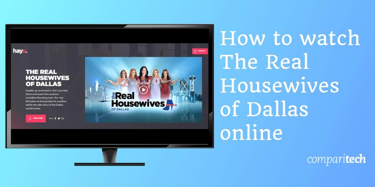 How to watch The Real Housewives of Dallas online