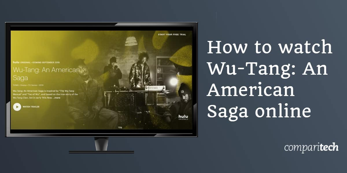 How to watch Wu-Tang - An American Saga online