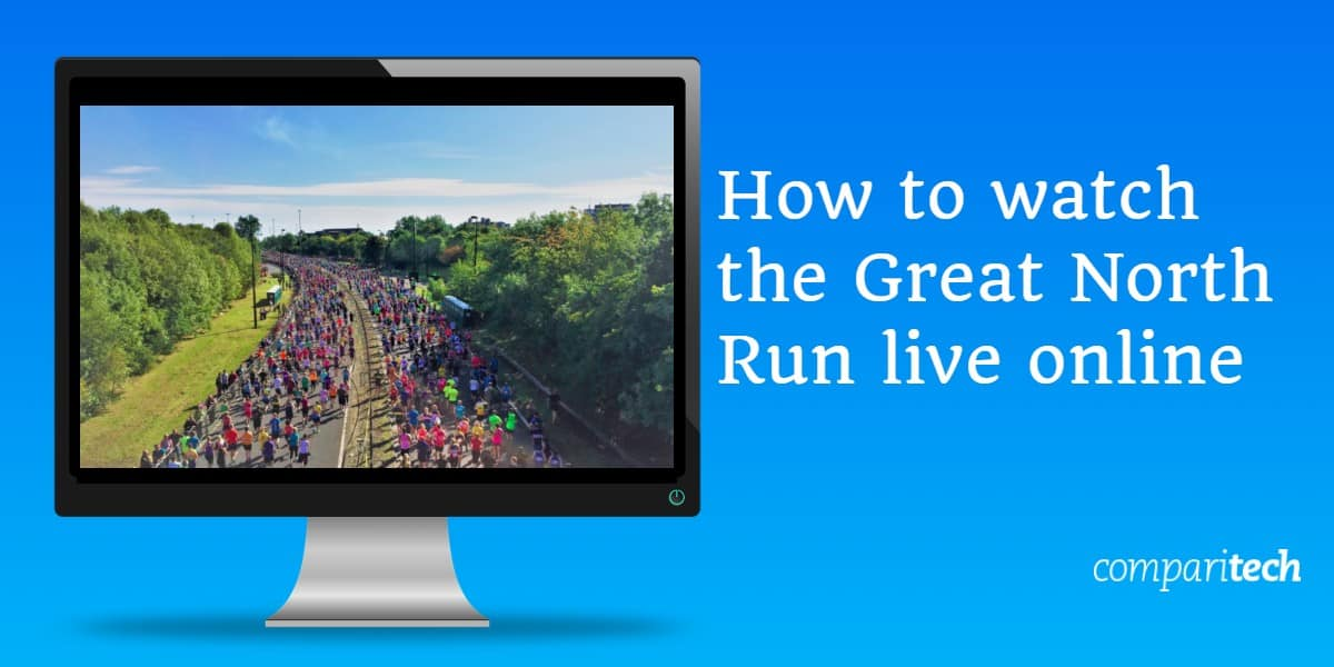 How to watch the Great North Run live online free