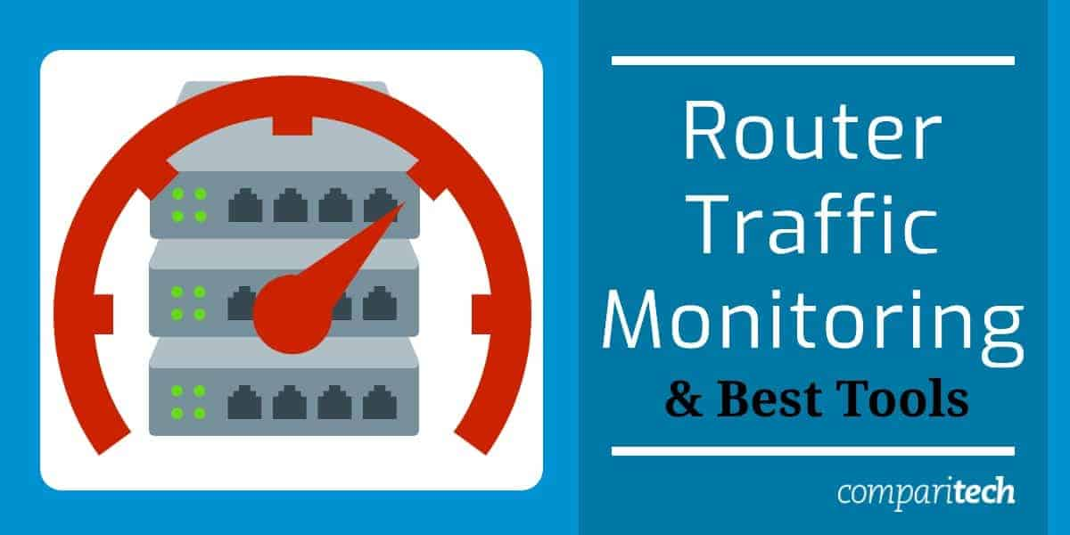 Router Traffic Monitoring header graphic