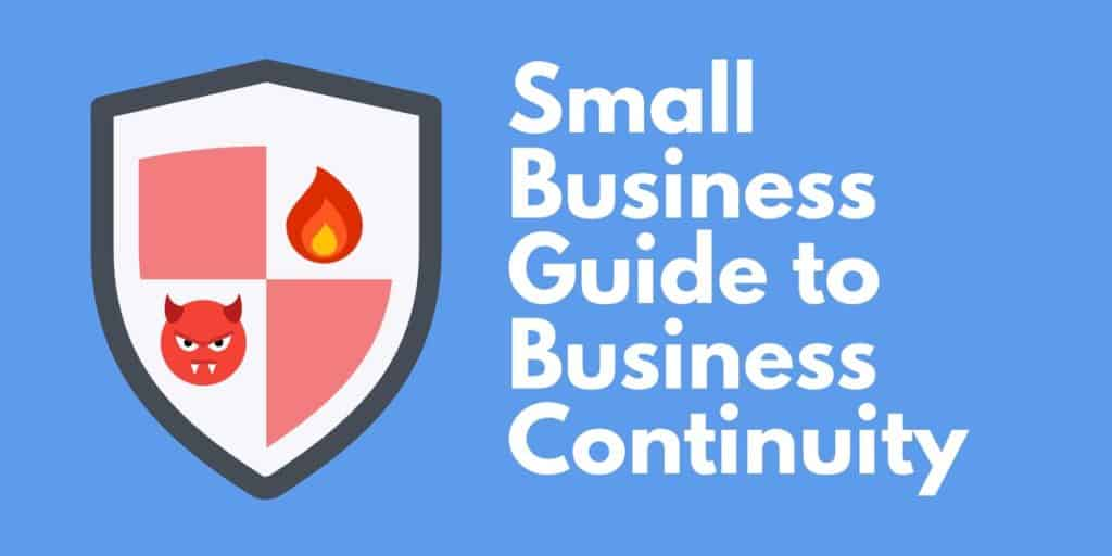 small business continuity