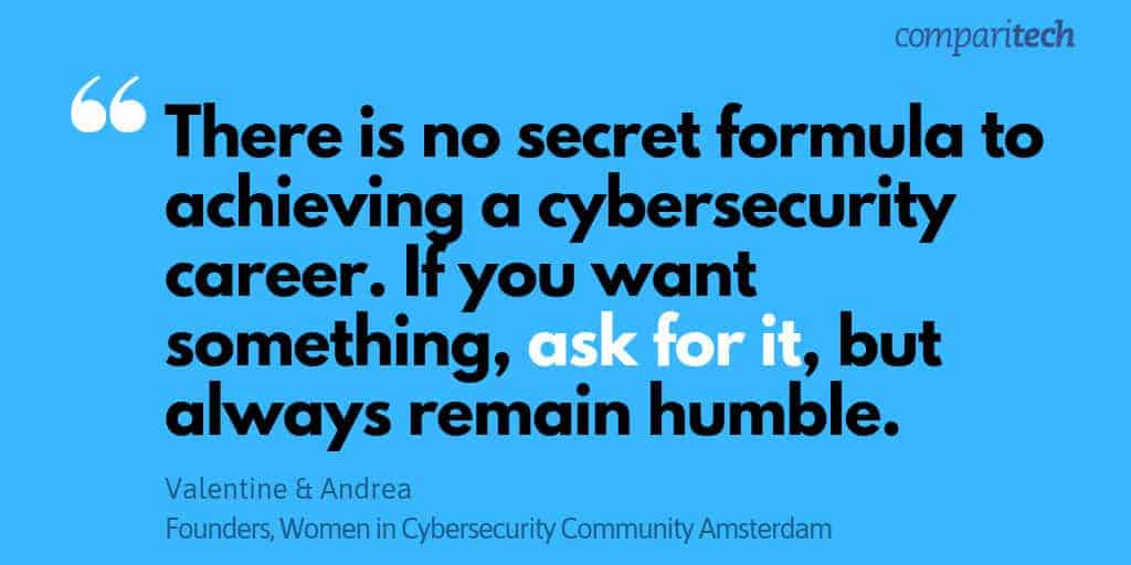 women in cybersecurity initiatives amsterdam
