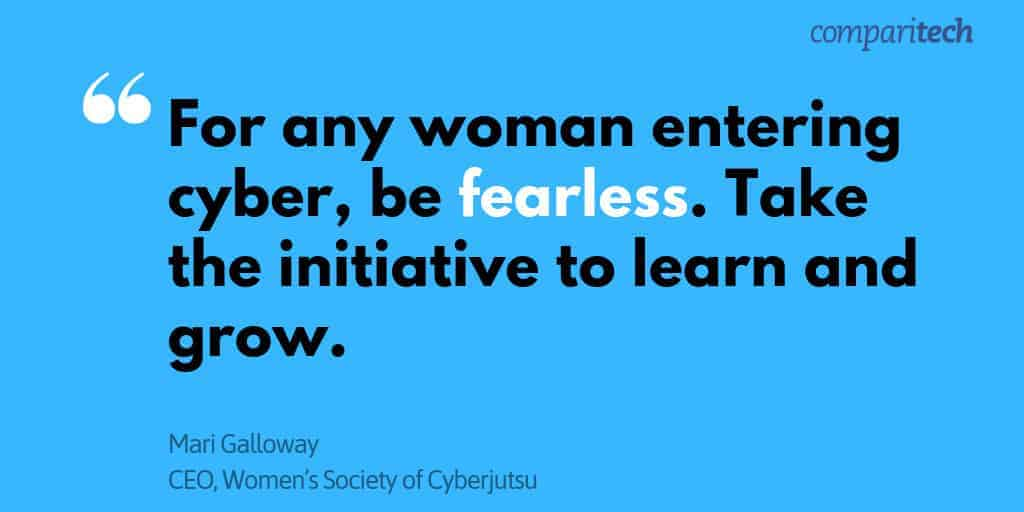 women in cybersecurity initiatives cyberjustsu