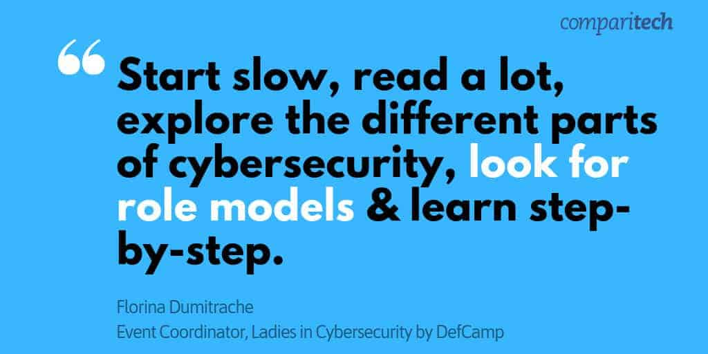 women in cybersecurity initiatives defcamp