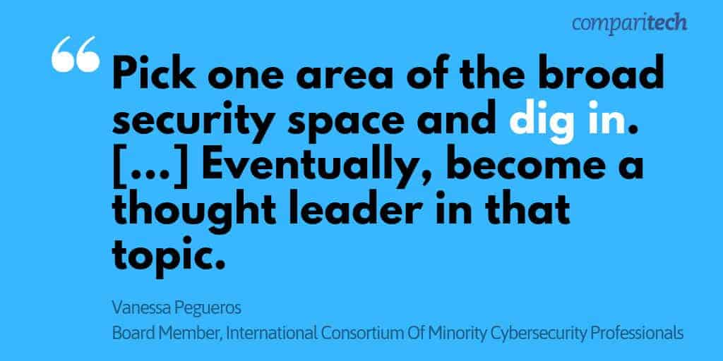 women in cybersecurity initiatives minority